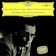 Also Sprach Zarathustra - Strauss, Richard//Berlin Philharmonic (Karl Böhm, Cond.)