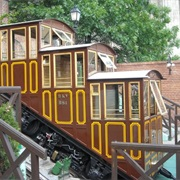 Castle Hill Funicular, Budapest