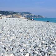 Pebble Beaches of Nice