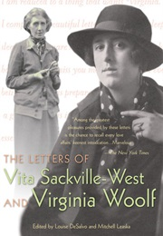 The Letters of Vita Sackville-West and Virginia Woolf (Louise Desalvo)