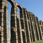 Roman Aquaduct, Merida, Spain