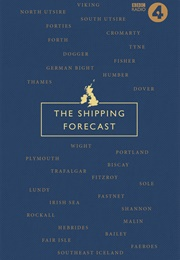 The Shipping Forecast a Miscellany (Nic Compton)
