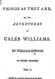 The Adventures of Caleb Williams