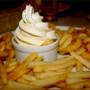 Ice Cream and Fries