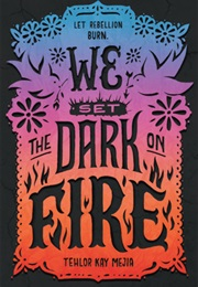 We Set the Dark on Fire (Tehlor Kay Mejia)