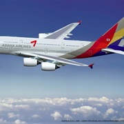 Asiana Airlines (South Korea)