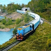 Travel on the Trans Siberian Railway