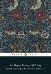The Penguin Book of English Song (Various)