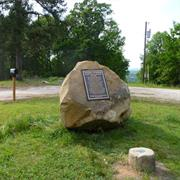 Woodall Mountain, Mississippi