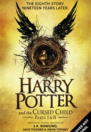 Harry Potter and the Cursed Child (J.K. Rowling)