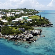 Historic Town of St George and Related Fortifications, Bermuda