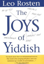 The Joys of Yiddish (Leo Rosten)