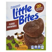 Little Bites Fudge Brownie