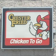 Chester Fried Chicken