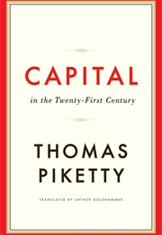 Capital in the 21st Century (Thomas Piketty)