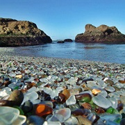 Glass Beach, Fort Bragg, California