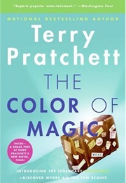 The Color of Magic (Terry Pratchett)