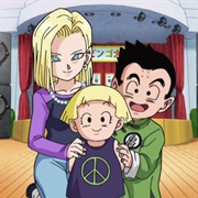 Android 18 & Krillin