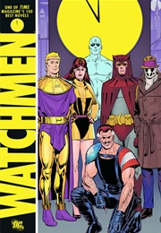 Watchmen (Alan Moore & Dave Gibbons)