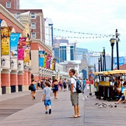 Atlantic City Boardwalk (Atlantic City, NJ)