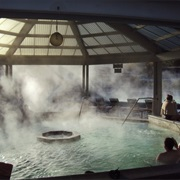 Calistoga Hot Springs, California