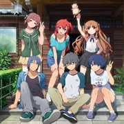 Tosh's Top 50 Anime and Manga/Light Novel List