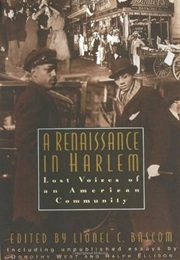 A Renaissance in Harlem: Lost Voices of an American Community (Lionel C. Bascom)