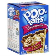 Cinnamon Roll Pop Tart