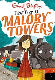 First Term at Malory Towers (Enid Blyton)