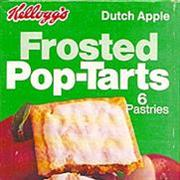 Dutch Apple Pop Tart