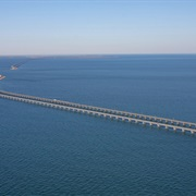 Chesapeake Bay Bridge, Virginia & Maryland