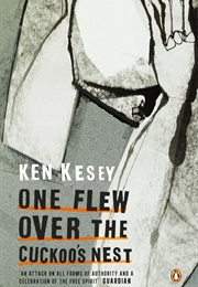 One Flew Over the Cuckoo's Nest (Ken Kesey)