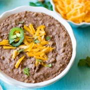 Refried Beans)