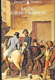 A Murky Business (Honoré De Balzac)