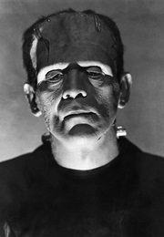 The First Appearance of the Monster in Frankenstein (1931)