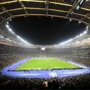 Attend a World Cup Match or a Grand Slam Event