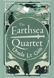 The Earthsea Quartet (Ursula K. Leguin)
