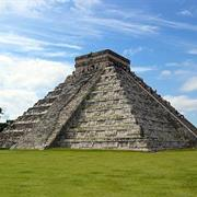 Mayan Pyramids of Chichen Itza