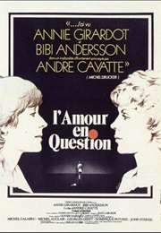 Question of Love (1978)