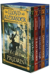 The Chronicles of Prydain (Lloyd Alexander)
