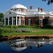 Monticello and the University of Virginia
