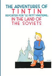 Tintin in the Land of the Soviets (Hergé)