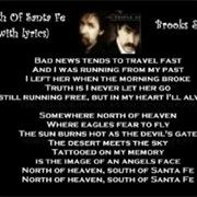 South of Santa Fe by Brooks and Dunn