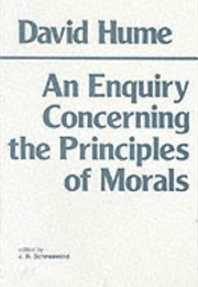 An Enquiry Concerning the Principles of Morals (David Hume)