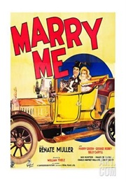 Marry Me (1932)