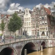 17th Century Canal Ring in Amsterdam