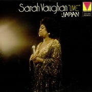 Live in Japan - Vaughan, Sarah