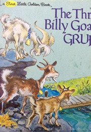 The Three Billy Goats Gruff (Little Golden Books)