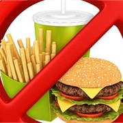 Don't Eat Junk Food for a Month