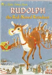 Rudolph the Red-Nosed Reindeer (Barbara Shook Hazen, Robert Lewis May, Richard Sca)